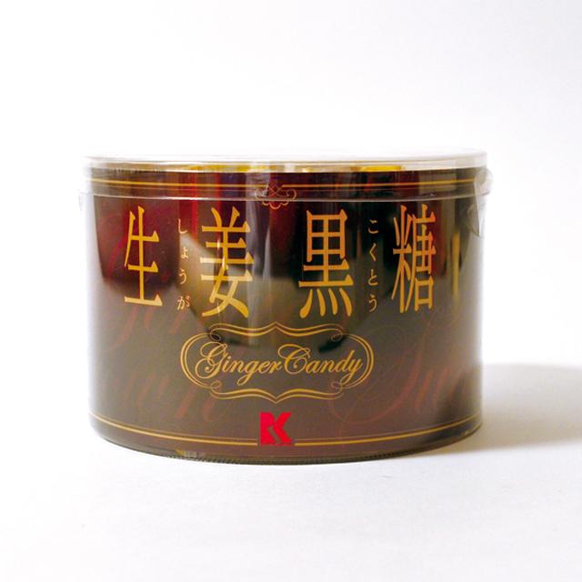 生姜黒糖[200g](個包装)